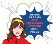 FREE DREAMWORK SESSIONS RAFFLE