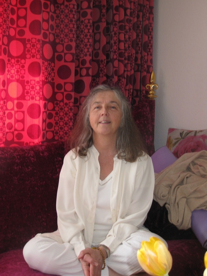 Narayani in Meditation
