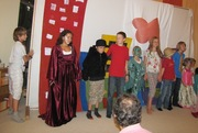 Kindertherater im Satsang