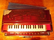 My new Harmonium