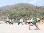 300hr Yoga Teacher Training in Rishikesh, India