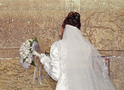 Bride At The Wall - Beloved