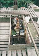 Robin Reliant motor with long drive leg