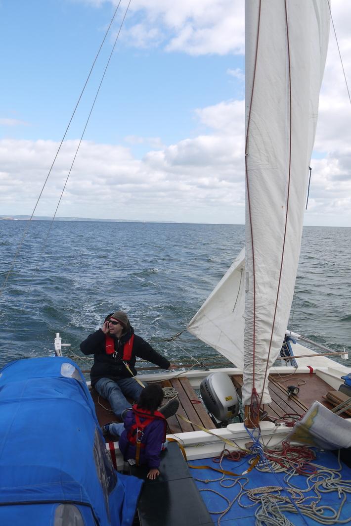 Leveller sailing