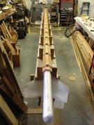 Hitia 17- Alternative Mast Construction