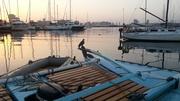 Sunrise in Durban Marina