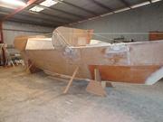 turning the hull