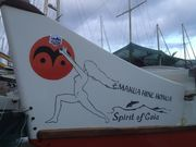 The Spirit of Gaia and the Race to Alaska