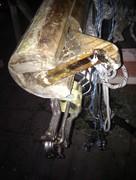 Mast repair