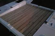 Tiki 21 Slatted Deck