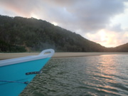 Expeidition to Rainbow beach Australia.