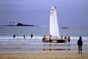 Busua Beach 2002