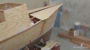 Tiki 38 deck panels (7)