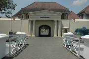 historic buildings in the city of Yogyakarta