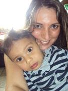 Me and my beautiful boy Sebastian