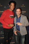 Carlos Ponce at Louis XIII 100 Years Project Celebration at The Temple House