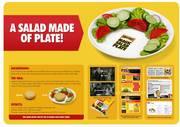 2009年度坎城廣告獎 - 神奇沙拉盤