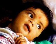 Innocence of a child