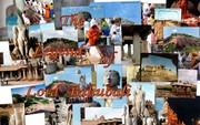 Still Photo Collage of Legend of Lord Bahubali