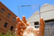 Volledig transparante zonnecollectoren ontwikkeld door wetenschappers.
