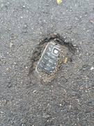 Iemand zijn mobiel kwijt?