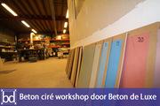 Workshop Betonlook Maken