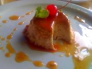 Crème Caramel Flan at That Little Mexican Restaurant