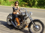 Now you know why my son's name is MC.(motorbike clup)