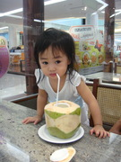 Wow!! First time for coconut!