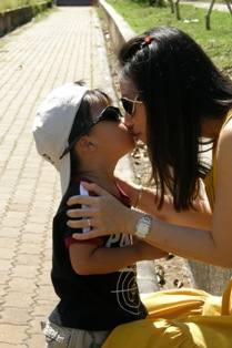 My First Kisssssss