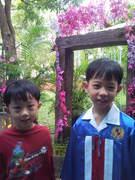 Preschool graduated.