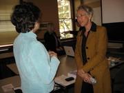 Israeli Speaker at City Hall Meeting
