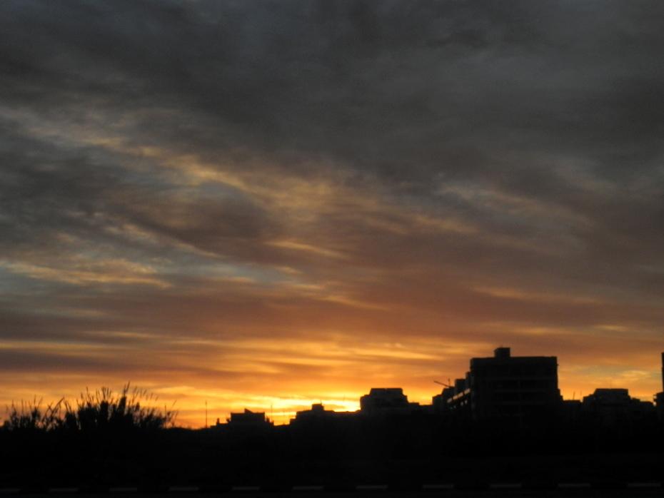 Morning in Ashqelon