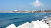 A view from marina sea port
