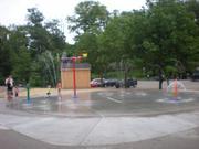 Glen Miller park splash Pad