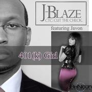 401(k) Girl CD single cover