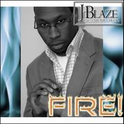 J-Blaze FIRE! CD single cover