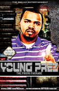 Young Prez - The Promo Package - Poster copy
