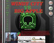 The Windy City vs The Big Apple Mixtape Submissions