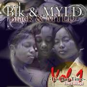Black & MYLD1 album cover