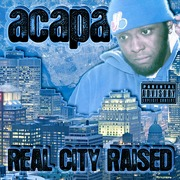 ACAPA - ALBUM COVER (RCR 2009)