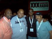 Big Al, Doc Wynter, Terry Fox & Jerry Boulding