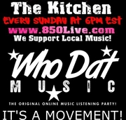 850Live & Who Dat... A Movement