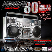 Tapwire Magazine 80s Babies Front Cover