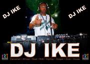 DJ Ike Logo 2009
