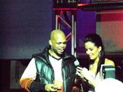 At MDJA  DJ kwite sane's acceptance speech