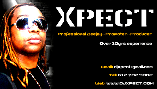 xpect business card