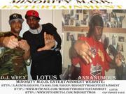 MINORITY M.O.B. ENTERTAINMENT GROUP