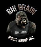 big brain logo