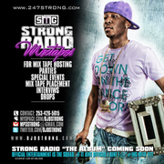 DS-Strong Radio Back Cover
